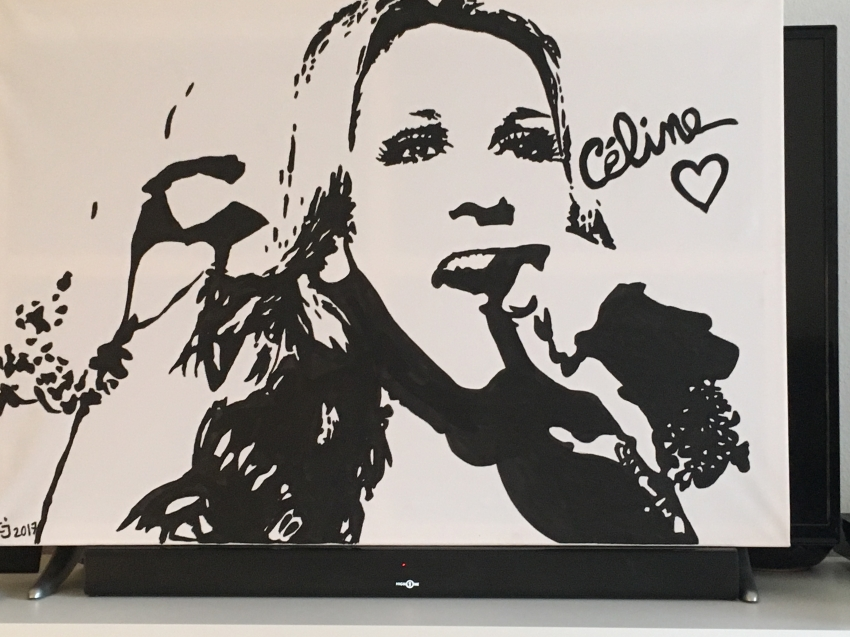 Céline Dion by Machine34200